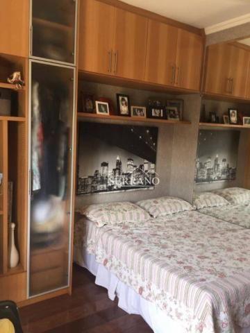 Casa com 4 dormitórios à venda, 390 m² por R$ 1.700.000,00 - Condomínio Villagio Capriccio - Foto 13