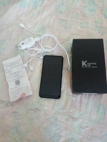 K12 prime 64GB/1 mês de uso/Parcelo no cartão - Foto 2