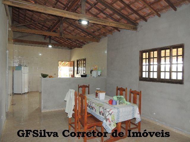 Chácara 2.027 m2 água encanada, lúz, casa ampla, Oportunidade Ref. 445 Silva Corretor - Foto 7