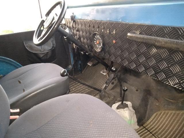 Trovão Azul Terrestre Jeep Willys CJ5 - Foto 3