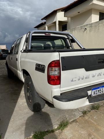 GM Chevrolet s10 4x2 turbo diesel