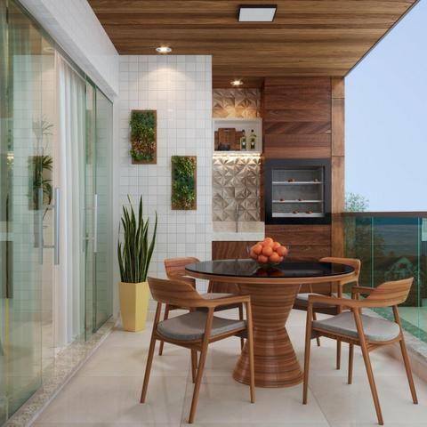 Apartamento em Ipatinga, 3 qts/suíte, 119 m², Elev, 2 vgs, sac gourmet. Valor 479 mil - Foto 2
