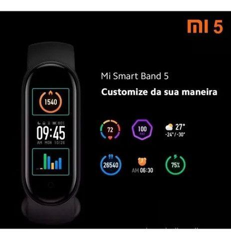 Xiaomi Mi Band 5 Original Lacrado Versão 2020 - Foto 3