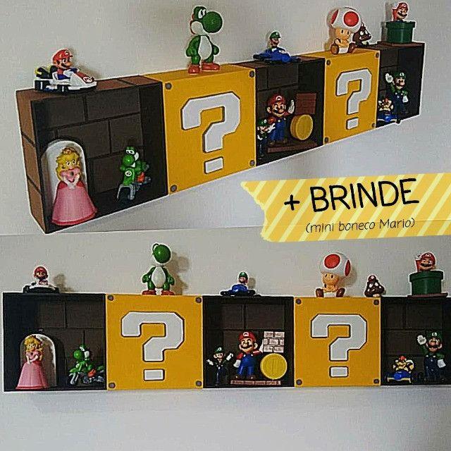 Nichos Mario Bros - Foto 4