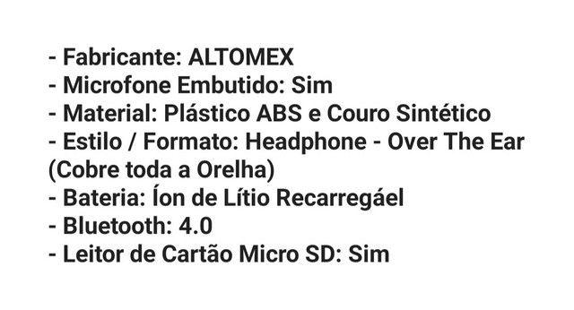 Headphone A-B05  LTOMEX - Foto 3
