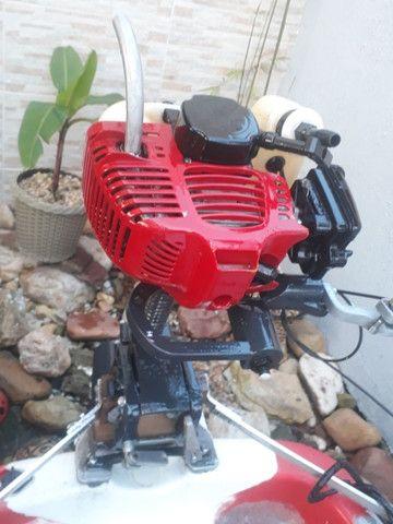Caiaque Leader com Pedal e Motor - Foto 3