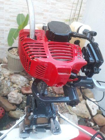 Caiaque Leader com Pedal e Motor - Foto 5