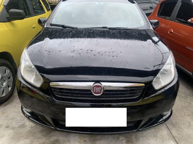 Fiat gran siena tetra, ex taxi completo+gnv+ aprovação imediata, basta ter nome limpo - Foto 8