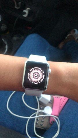 Apple Watch - série 1 - 38mm R$ 850,00 - Foto 3
