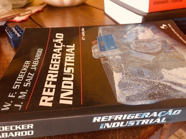 Livro Refrigeração Industrial