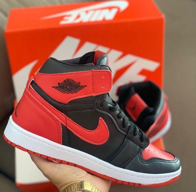 Bota Nike Air Jordan 1 - Foto 6