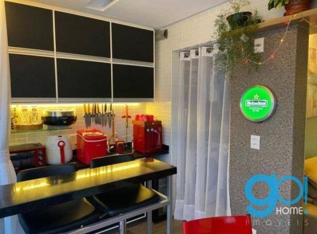 Apartamento com 3 dormitórios à venda, 78 m² por R$ 550.000 - Cremação - Belém/PA - Foto 2
