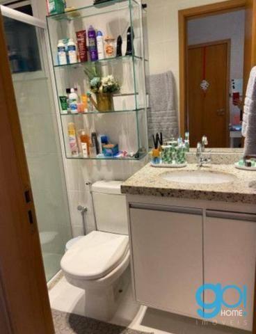 Apartamento com 3 dormitórios à venda, 78 m² por R$ 550.000 - Cremação - Belém/PA - Foto 3