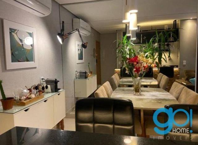 Apartamento com 3 dormitórios à venda, 78 m² por R$ 550.000 - Cremação - Belém/PA - Foto 10