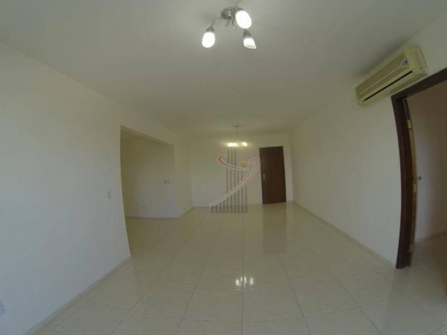 Apartamento com 4 dormitórios para alugar, 181 m² por R$ 1.650,00/mês - Centro - Foz do Ig - Foto 7