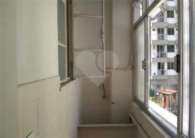 Apartamento à venda com 1 dormitórios em Grajaú, Rio de janeiro cod:350-IM544620 - Foto 20