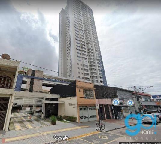 Apartamento com 3 dormitórios à venda, 78 m² por R$ 550.000 - Cremação - Belém/PA