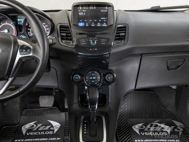Ford Fiesta TITANIUM 1.6 AUT 4P - Foto 5