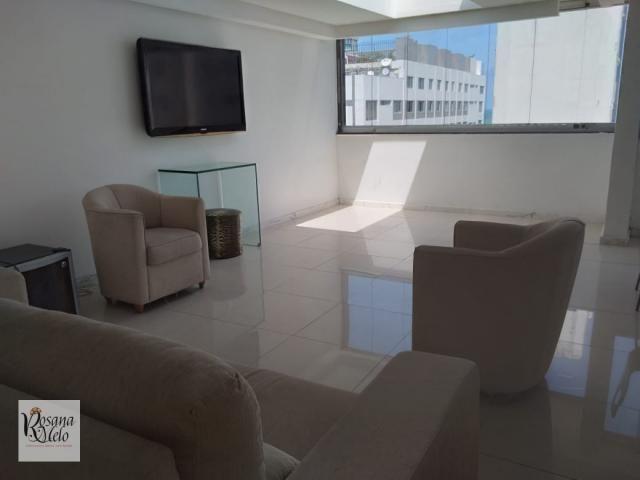 EDF INFANTE DOM HENRIQUE / BOA VIAGEM / 260 m2 / 3 QUARTOS/SUITE / PERTO DA PRAIA - Foto 5