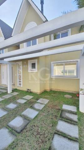 Casa à venda com 3 dormitórios em Lagos de nova ipanema, Porto alegre cod:MI17266 - Foto 2