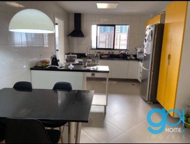 Apartamento com 3 dormitórios à venda, 174 m² por R$ 1.150.000 - Umarizal - Belém/PA - Foto 16