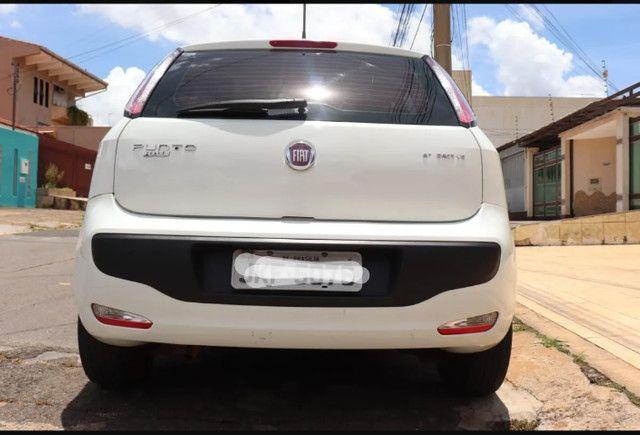 Fiat Punto Atractive 1.4 Flex 2013 - Foto 2