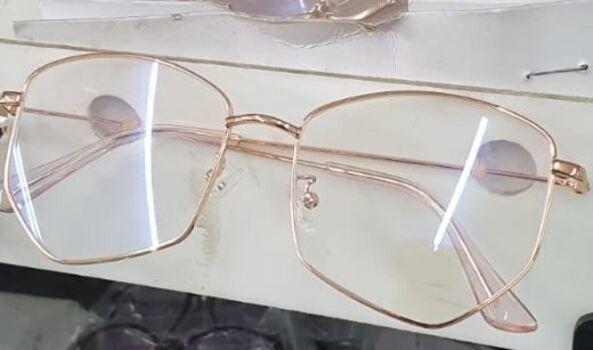 Armação de Óculos Feminino Rosê Vários Estilos Blogueira - Foto 4