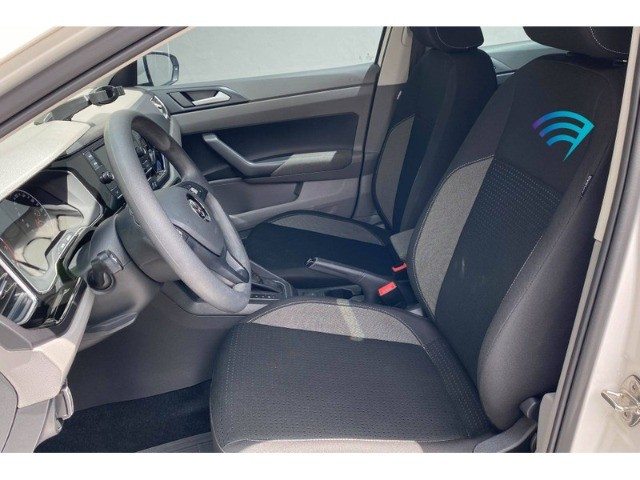 Volkswagen Virtus Comfortline TSI 1.0 - 19/20 | IPVA 2021 PAGO - Foto 6