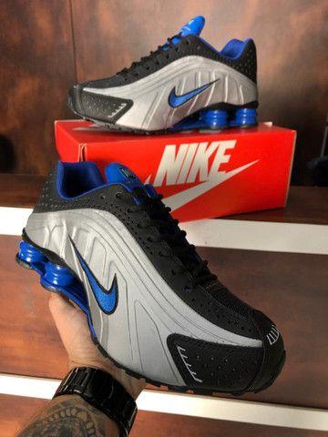 Tênis Nike Shox R4  - Foto 5