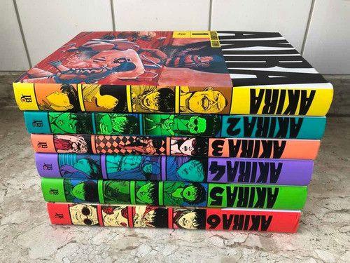 Coleção Akira