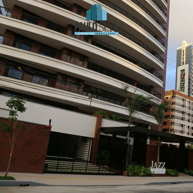 Apartamento na Aldeota 219m² 4 Suítes com Valor Promocional