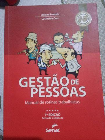 Livro Gestão de Pessoas