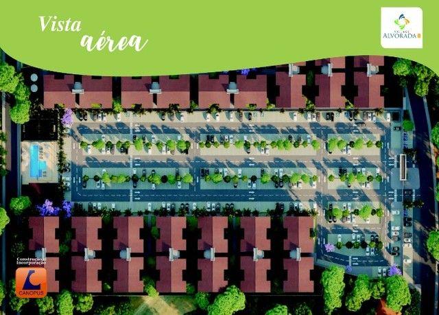 Oportunidade p/ Sair do Aluguel - Cond. Village Alvorada - Aptos c/ 2 quartos - Foto 14