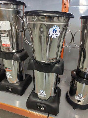 Liquidificador baixa rotação 6 litros - Colombo  - Foto 2
