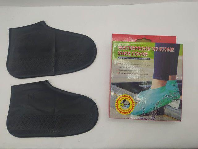 Capa de silicone para pés  - Foto 2