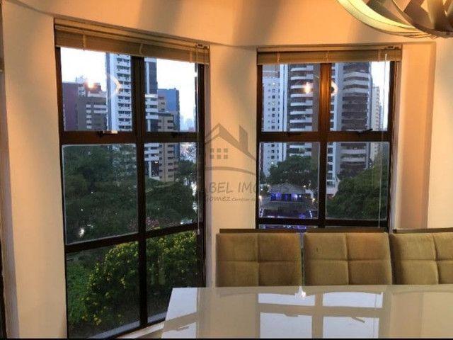 Apartamento com 3 dormitórios à venda - Batel - Curitiba/PR - Foto 8