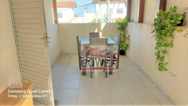 Cobertura com 3 dormitórios, 70 m² - venda por R$ 165.000,00 ou aluguel por R$ 950,00/mês  - Foto 3