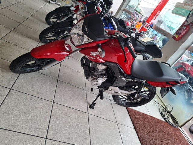 Moto Honda Fan 160 Financiada Entrada: 1.000 Autônomo e Assalariado!!! - Foto 8