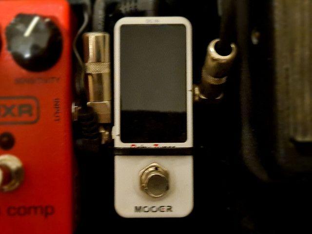 Pedais Guitarra Boss DS2, Boss Chorus, Proco Rat, Crybaby, MXR - Foto 6