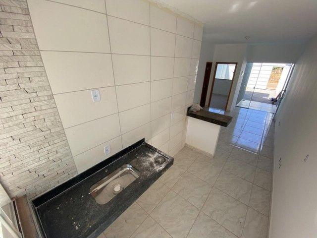 Casa para venda possui 58 metros quadrados com 2 quartos em Residencial Buena Vista I - Go - Foto 3