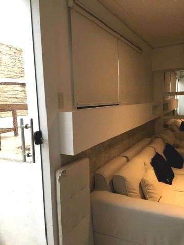 Cobertura Duplex aconchegante,2/4, mobiliada, Piscina, no Caminho das Árvores, localização - Foto 3