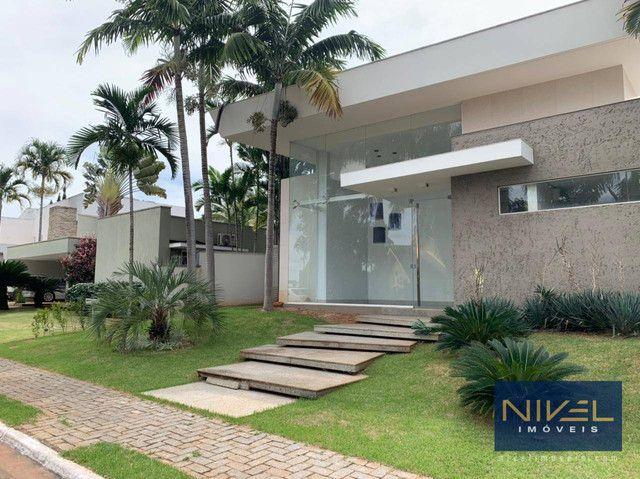 Casa Térrea com 4 suítes à venda, 320 m² por R$ 2.980.000 - Jardins Paris - Goiânia/GO