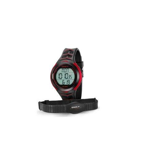 Oferta Relógio Speedo Monitor Cardíaco Duas Cores De R$ 380,00 por R$ 189,90 - Foto 2