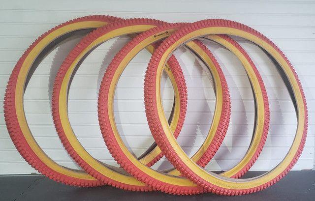 Pré venda Pneu NTKK Snakebelly aro 26 Caloi Cruiser Light  em breve aqui no Br