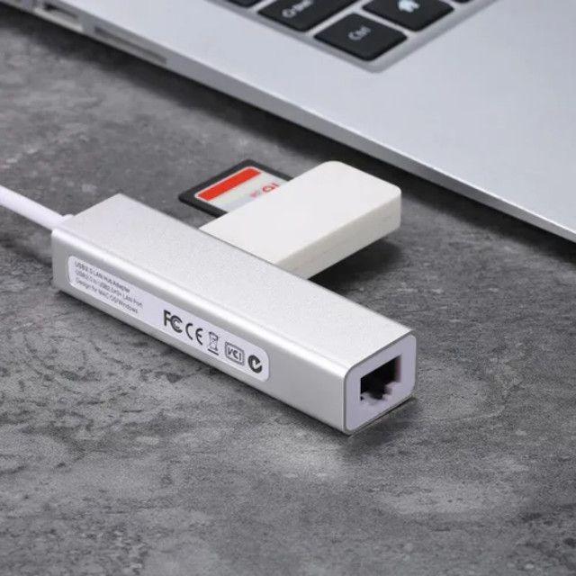 Hub Adaptador Tipo C Rápido Ethernet Rj45 - Foto 6