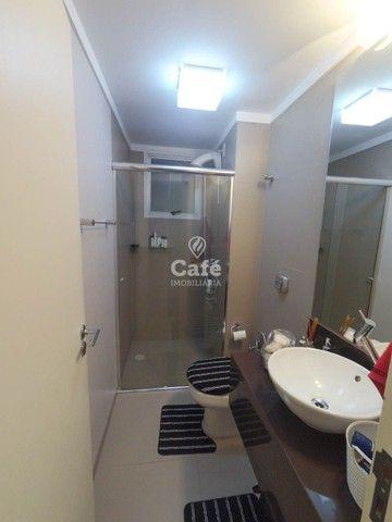 Apartamento, 2 Dormitórios, 1 Suíte, 3 Banheiros, 1 Vaga, Sacada, Semimobiliado, Centro - Foto 8