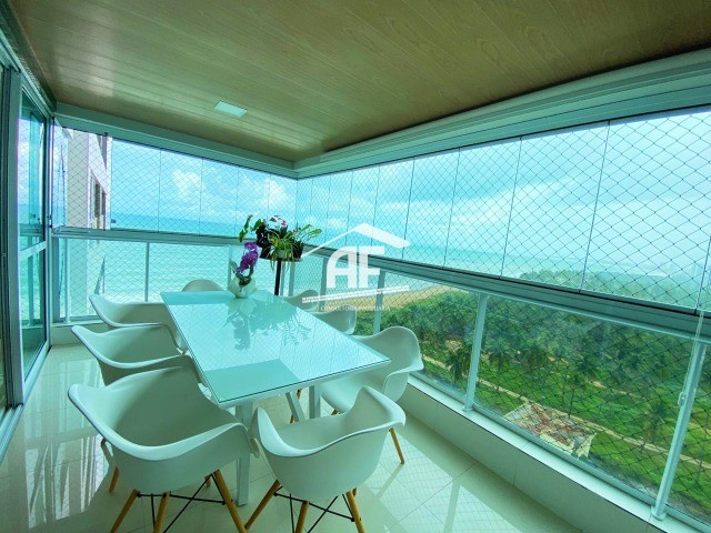 Apartamento Alto padrão com vista para o mar - Edifício Green Village