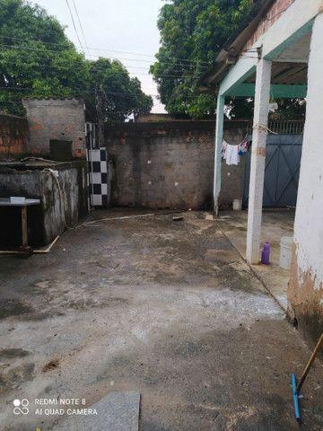 Vendo casa 35 reais Belford roxo barro vermelho - Foto 2
