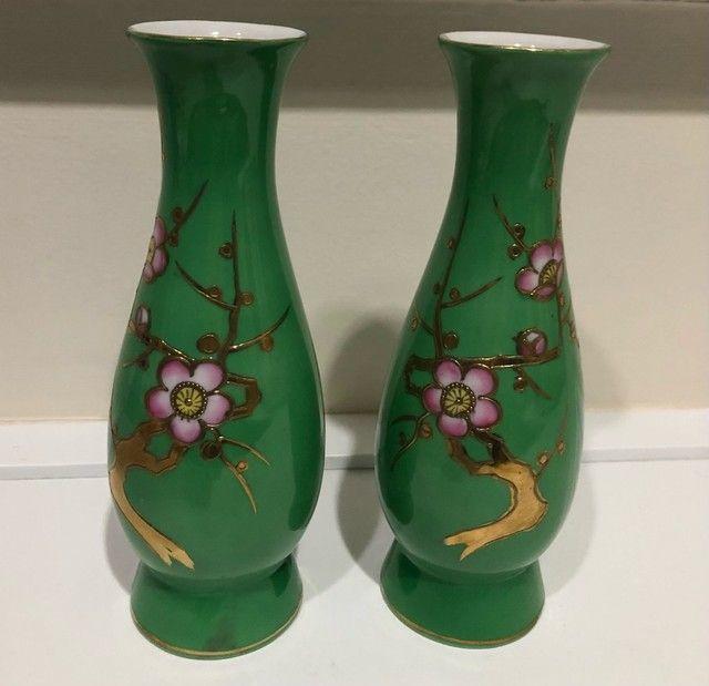 Par de vasos japonês  - Foto 5