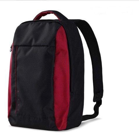 Mochila para notebook Acer Nitro 15,6 Resistente a Água, preto com vermelho! Nova! - Foto 6